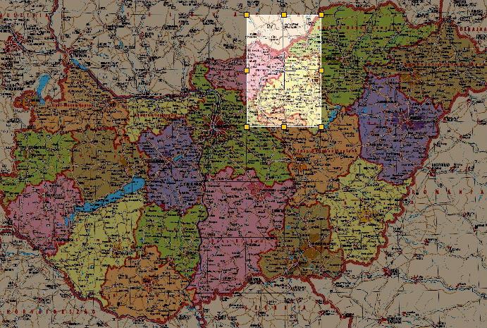 Magyarország részletes 1 hetes meteogramm időjárás előrejelzései